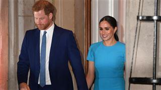 Harry et Meghan aux côtés d'Elizabeth II pour leur TOUT DERNIER devoir royal