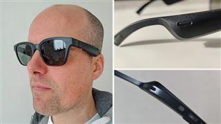 Les tests de Mathieu - ces lunettes de soleil dissimulent des écouteurs que VOUS SEULS pouvez entendre