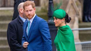 Meghan Markle a fondu en larmes pendant ses adieux à la famille royale-  C'était émouvant