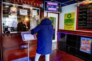 Cannabis à emporter- les coffee shops néerlandais rouvrent leurs portes