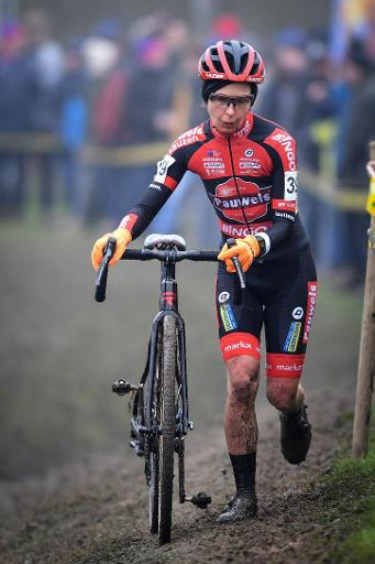 Jolien Verschueren crée sa propre équipe cycliste avec l'aide de son entourage