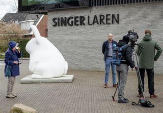 Pays-Bas- un tableau de Van Gogh volé dans un musée fermé à cause du coronavirus