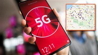 Proximus promet une certaine forme de 5G dès demain dans 30 communes- voici la carte