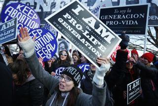 Le coronavirus relance l'offensive anti-avortement aux Etats-Unis