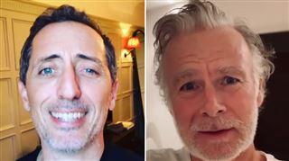 Coronavirus en France- Gad Elmaleh, Franck Dubosc et d'autres stars vont téléphoner à des personnes âgées isolées