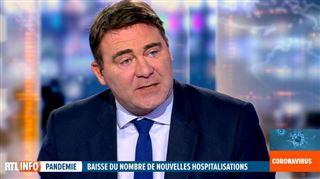 Coronavirus en Belgique- Denis Ducarme veut rassurer les indépendants sur leur revenu de remplacement (droit passerelle)