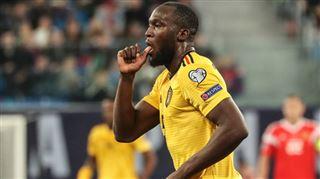 Un pas de plus vers la reprise ? L'Inter Milan rappelle Romelu Lukaku, confiné en Belgique