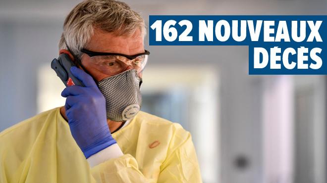 Coronavirus en Belgique - DERNIÈRES INFOS- 314 nouvelles hospitalisations, 2.035 décès au total