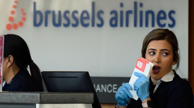 Coronavirus en Belgique - DERNIÈRES INFOS- restructuration intensifiée chez Brussels Airlines