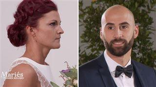 Mariés au premier regard- Audrey et Anthony se rencontrent le jour de leur mariage, mais la réaction du marié est surprenante (vidéo)