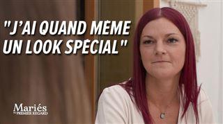 Dans Mariés au premier regard, Audrey a peur de ne pas plaire à Anthony à cause de ses cheveux rouges (vidéo)