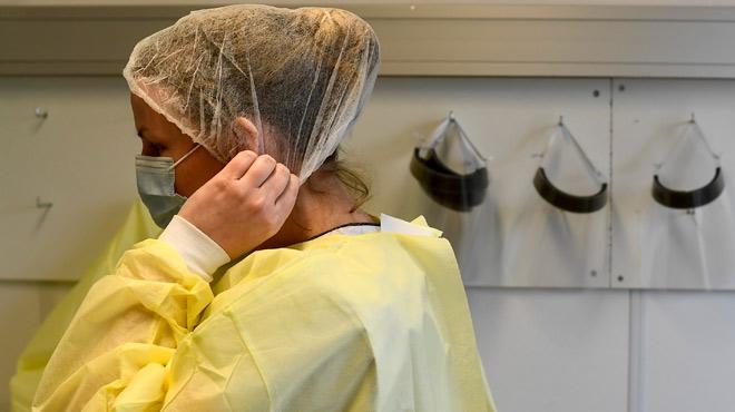 Coronavirus en Belgique - DERNIÈRES INFOS- 205 nouveaux décès, 487 nouvelles hospitalisations