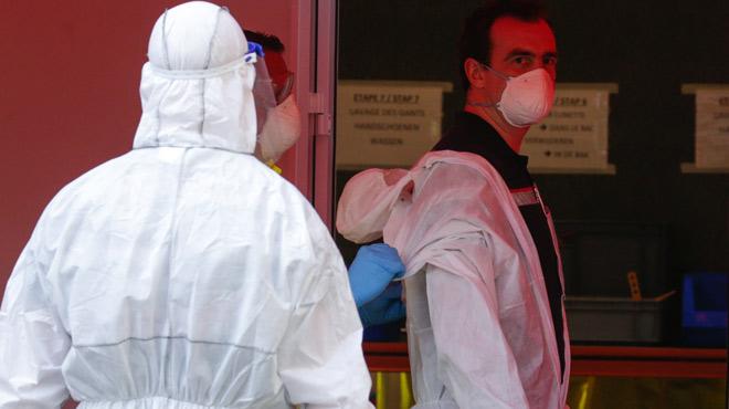 Coronavirus en Belgique - DERNIÈRES INFOS- plus de 3.000 décès, 1.684 nouveaux cas confirmés