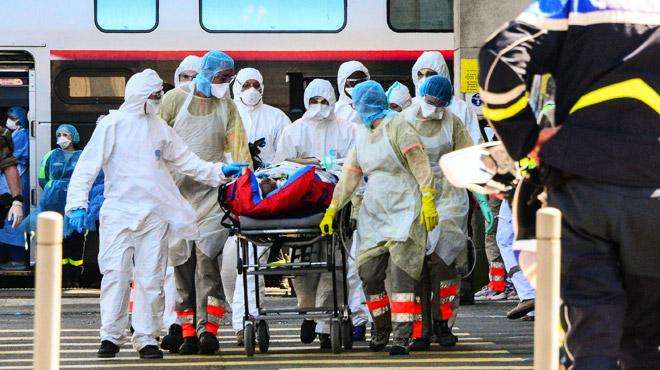 Coronavirus - BILAN MONDIAL- la barre symbolique des 100.000 morts a été dépassée