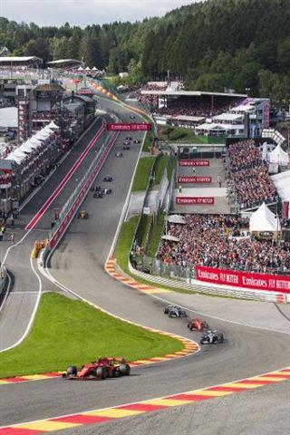 Coronavirus - Le GP de Belgique de F1 n'aura pas lieu le 30 août, mais n'exclut aucun scénario