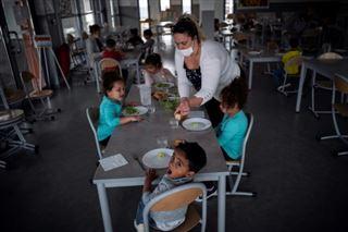 A Toulouse, une école des loisirs sous Covid, en forme de test avant la reprise des cours