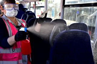 Retour sur les routes de l'école- attention, transport (de peu) d'enfants