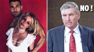 Britney Spears veut avoir un bébé- son père REFUSE
