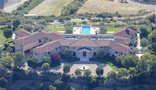 Voici le luxueux manoir secret californien où vivent le prince Harry et Meghan Markle en attendant de trouver leur propre maison (photo)
