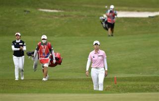 Golf- le premier tournoi déconfiné s'achève en Corée du Sud