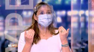 Coronavirus en Belgique- faut-il porter une visière pour se protéger les yeux?