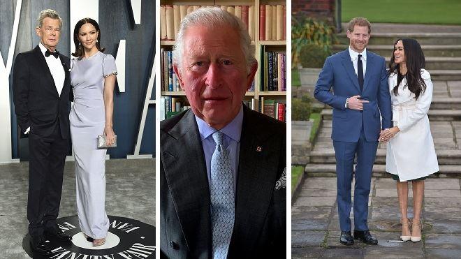 Le prince Harry a trouvé un père en David Foster, producteur hollywoodien- la déclaration de l'amie de Meghan qui ne va pas plaire au prince Charles