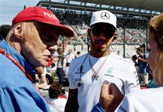 F1- Lauda est dans mon esprit à chaque course, affirme Hamilton