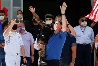 Coronavirus- le Brésil de Bolsonaro parie sur la chloroquine