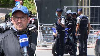 Pascal fait 85 km à moto pour manger une glace à Durbuy- la police le refoule