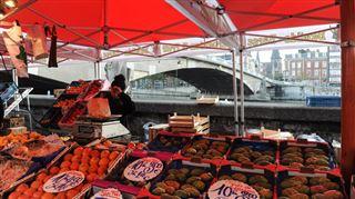 Liège- le Marché de la Batte reprendra partiellement dimanche