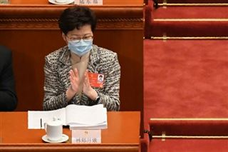 Hong Kong- la cheffe de l'exécutif pour appliquer la loi sur la sécurité nationale dès que possible