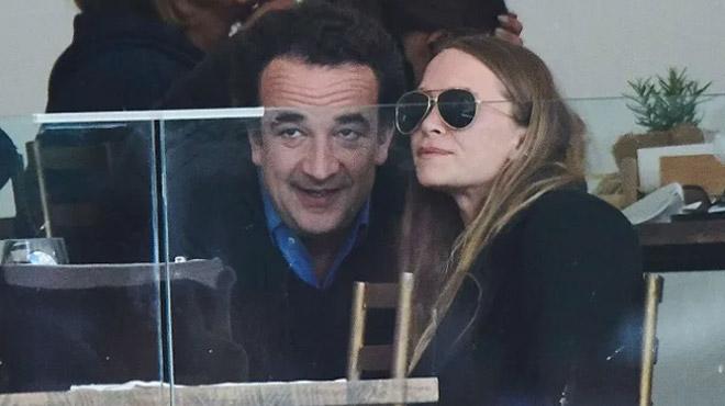 Mary-Kate Olsen mise à la porte par Olivier Sarkozy- elle doit partir en plein Covid