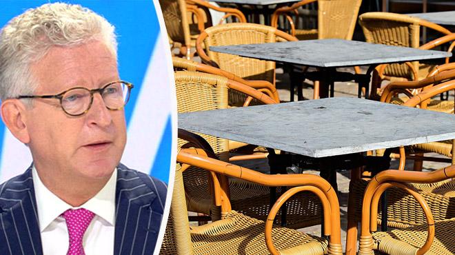 Les terrasses des cafés et restaurants bientôt rouvertes? Le ministre de l'Intérieur Pieter De Crem avance une date