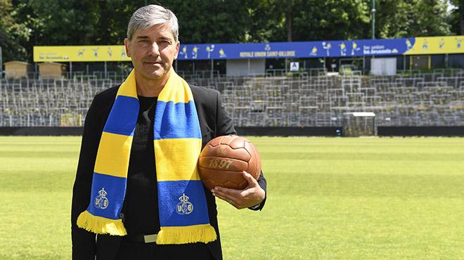 Felice Mazzu, nouvel entraîneur de l'Union- Le plus important était de trouver un club qui avait envie de moi et qui me faisait confiance