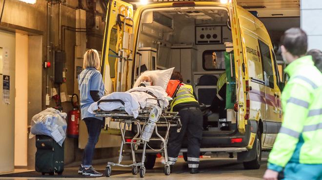 Bilan du jour- 23 nouveaux décès en Belgique, le nombre de personnes à l'hôpital continue de baisser