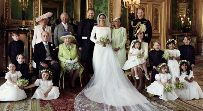 On sait pourquoi Meghan Markle et Kate Middleton se sont disputées lors des préparatifs du mariage de Meghan et Harry