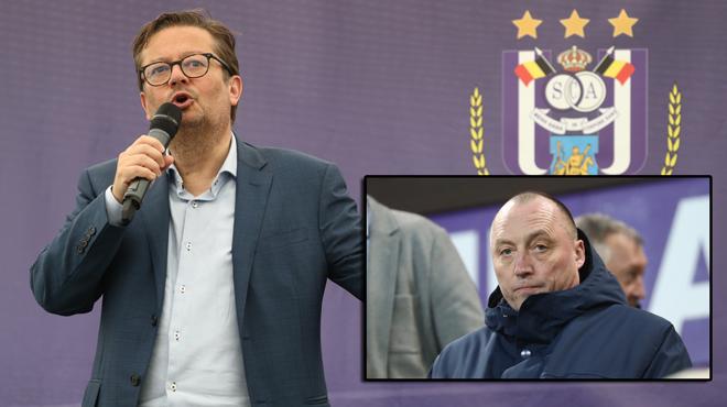 Un véritable SÉISME à Anderlecht- Marc Coucke n'est plus le président du Sporting