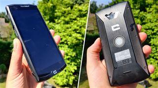 Les tests de Mathieu- ce smartphone ultra-résistant est-il destiné aux maladroits ou aux professionnels ?