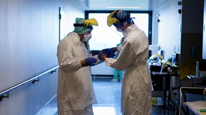 Coronavirus - Bilan du jour- moins de 1000 patients à l'hôpital, voici les chiffres