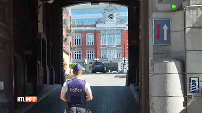 Bruxelles- un militaire dans un état grave après un incident de tir dans un bâtiment de l'armée