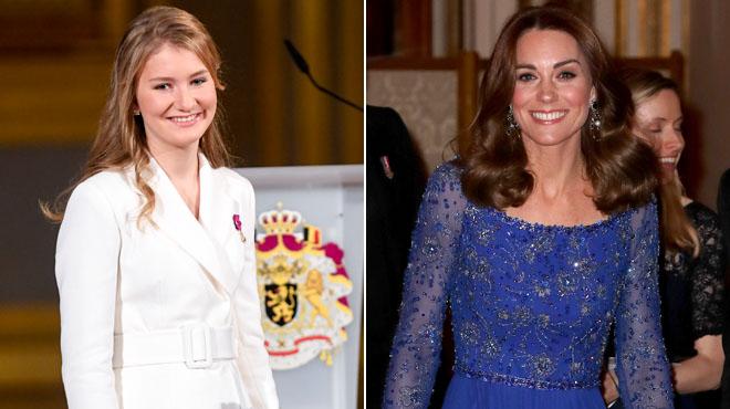 La nouvelle Kate Middleton?- la presse britannique compare la princesse Elisabeth… à la duchesse de Cambridge