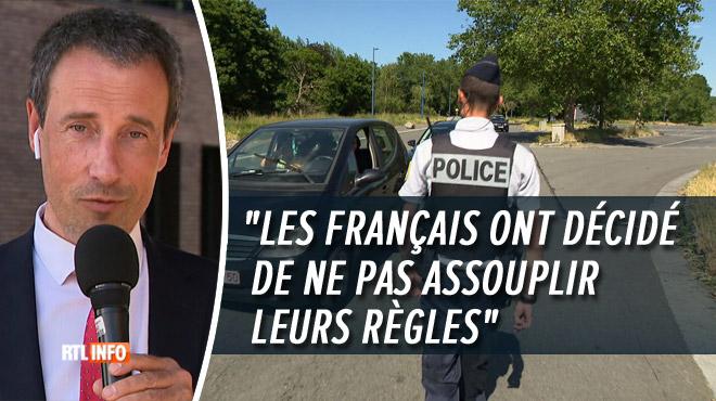 Le ministre Philippe Goffin s'explique sur l'énorme couac à la frontière française- Une communication pas suffisamment claire