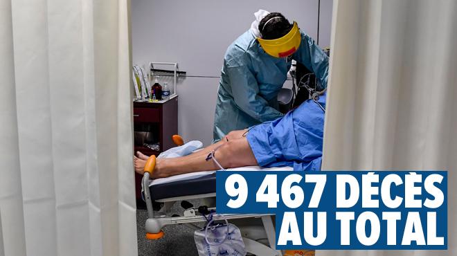 Coronavirus - BILAN BELGE- 14 nouveaux décès et 40 nouvelles hospitalisations