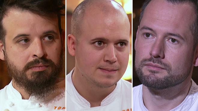 Top Chef- qui est éliminé aux portes de la demi-finale? (vidéo)