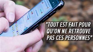 Escroquerie sentimentale- Nadine a donné 5.500€ à deux personnes rencontrées via Tinder, elles avaient LOUÉ un numéro de téléphone via une application