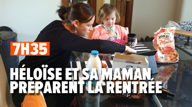 La rentrée des maternelles - DIRECT- environ la moitié des écoles du réseau officiel aujourd'hui, les écoles du réseau libre demain