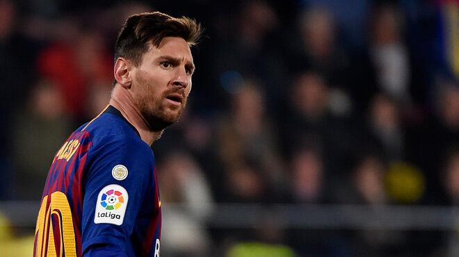 Leo Messi aurait pu quitter le Barça cet été