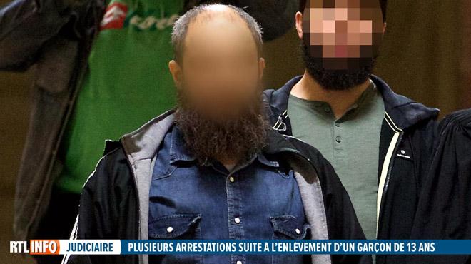 Enlèvement d'un garçon de 13 ans à Genk- qui est Khalid Bouloudo, un des 6 suspects arrêtés?
