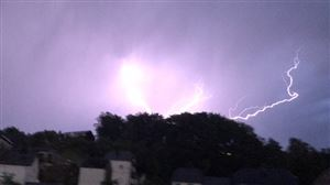 Des averses et orages pourraient frapper une région de Wallonie cet après-midi