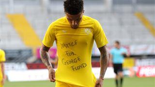 Les joueurs ayant rendu hommage à George Floyd ne seront pas sanctionnés en Allemagne 4